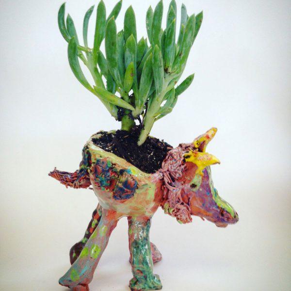 Animals In Clay – Art Parties – Studio Arts Dallas