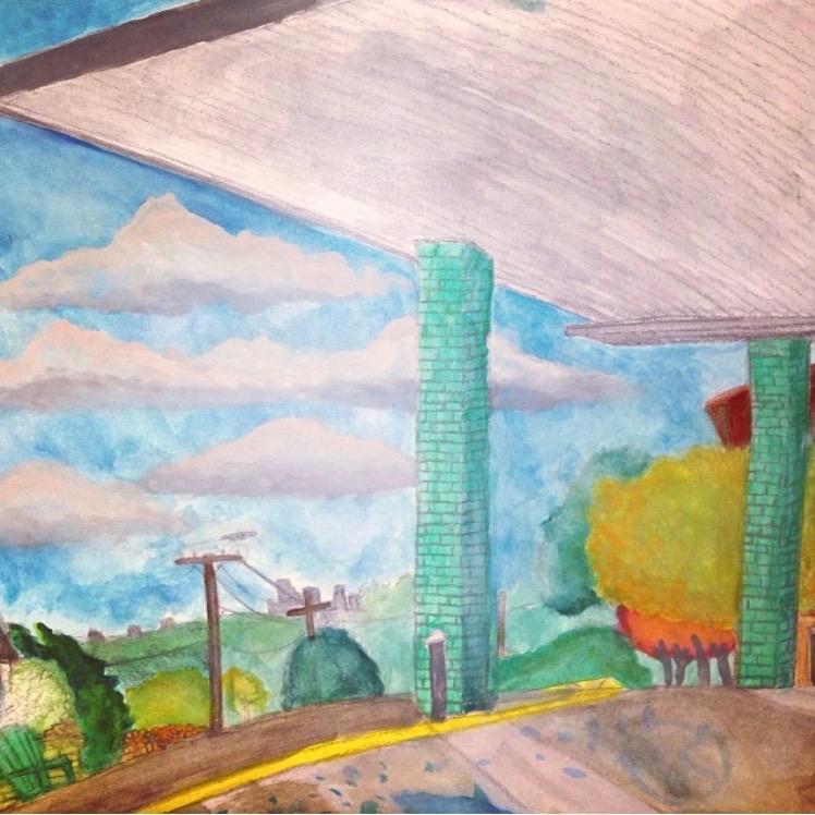 Fall & Spring Kids - Studio Arts - Dallas - watercolor lessons