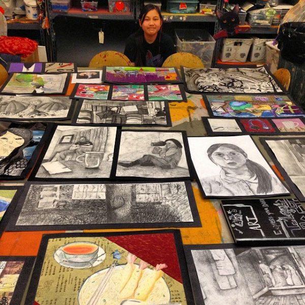 Portfolio Classes – Studio Arts Dallas