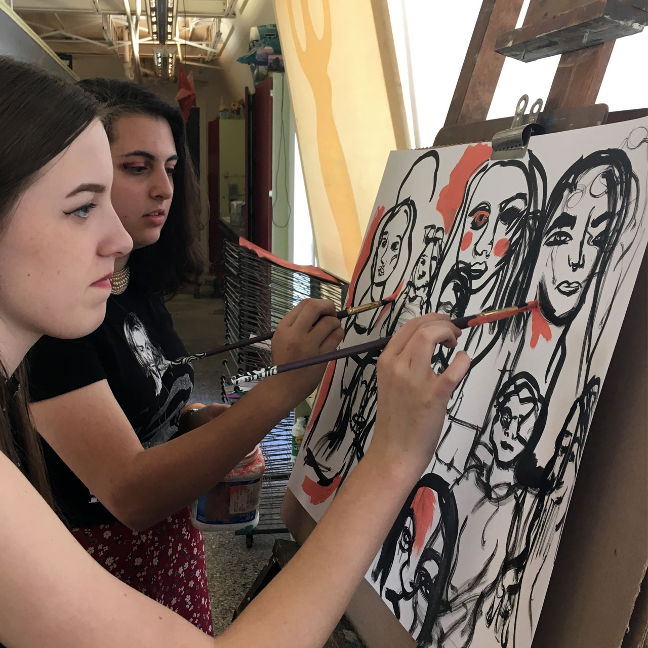 Teens - Fall and Spring - Studio Arts Dallas