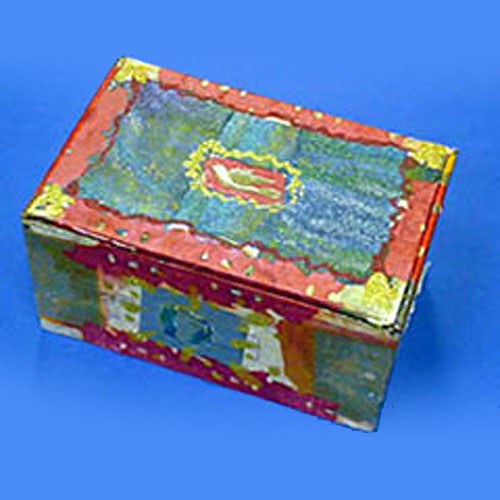Treasure Boxes – Studio Arts