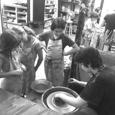 Wheel And Hand Build Clay – Studio Arts Dallas