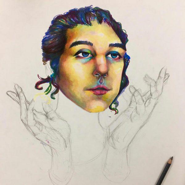 Young Illustrator – Studio Arts Dallas