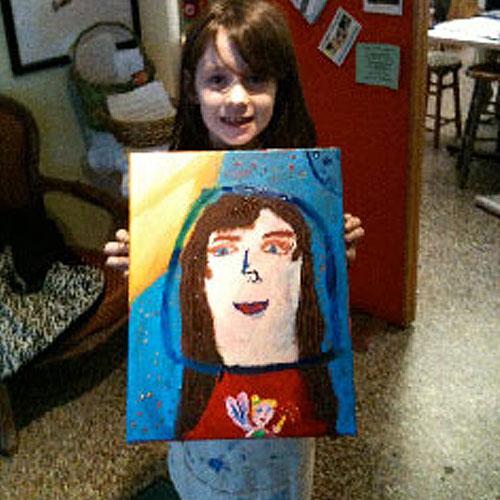 The Intuitive Portrait – Studio Arts