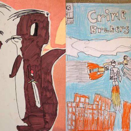 Cartoon - Studio Arts Dallas