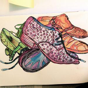 Teen Summer 2015 - Studio Arts