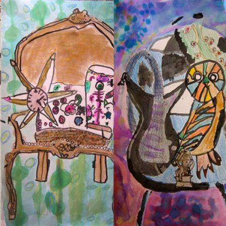 Chairs - Studio Arts - Dallas