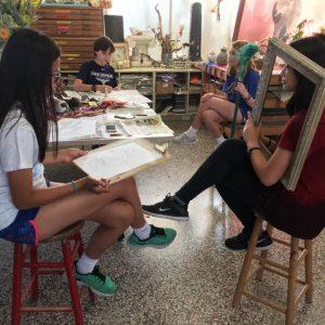 Studio Tour - Studio Arts