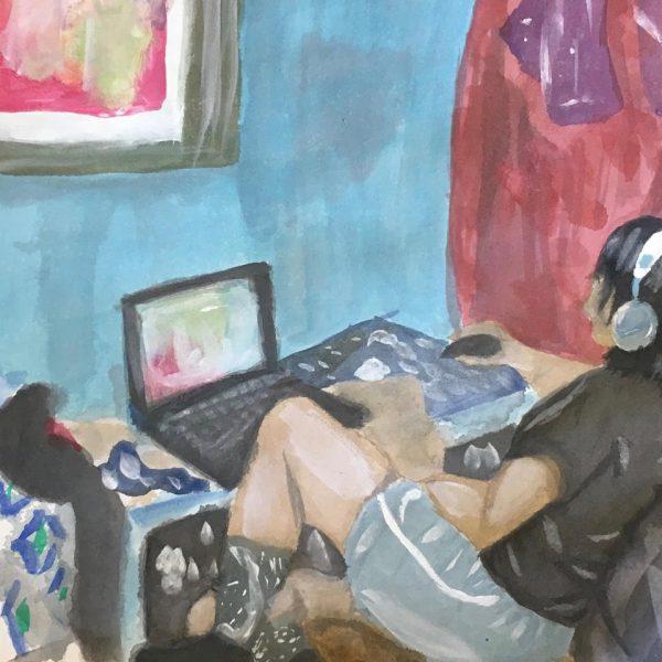 Studio Arts Dallas - Portfolio Class